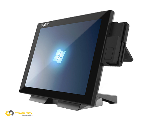 Caisse informatique Senor V3 Windows 10 IOT