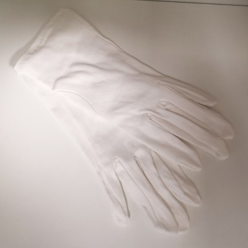 Photo de Gants blancs