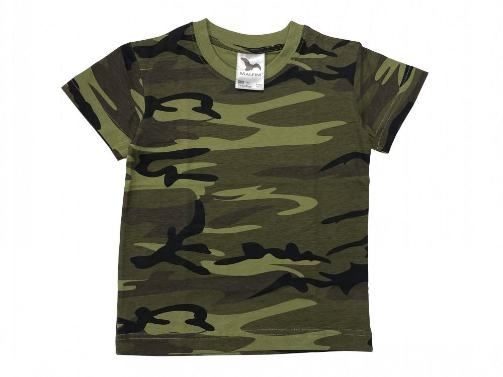 Photo de T-Shirt Camouflage