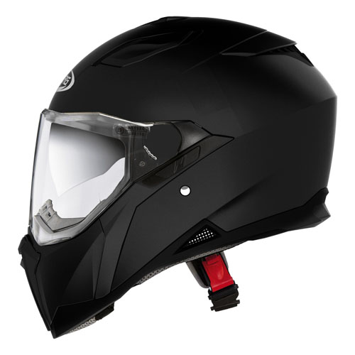 Photo de CASQUE CABERG JACKAL NOIR