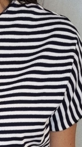 Robe longue - piquet