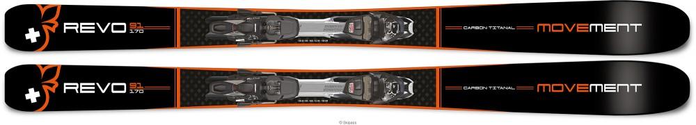 Photo de REVO 91 Ski+Fix