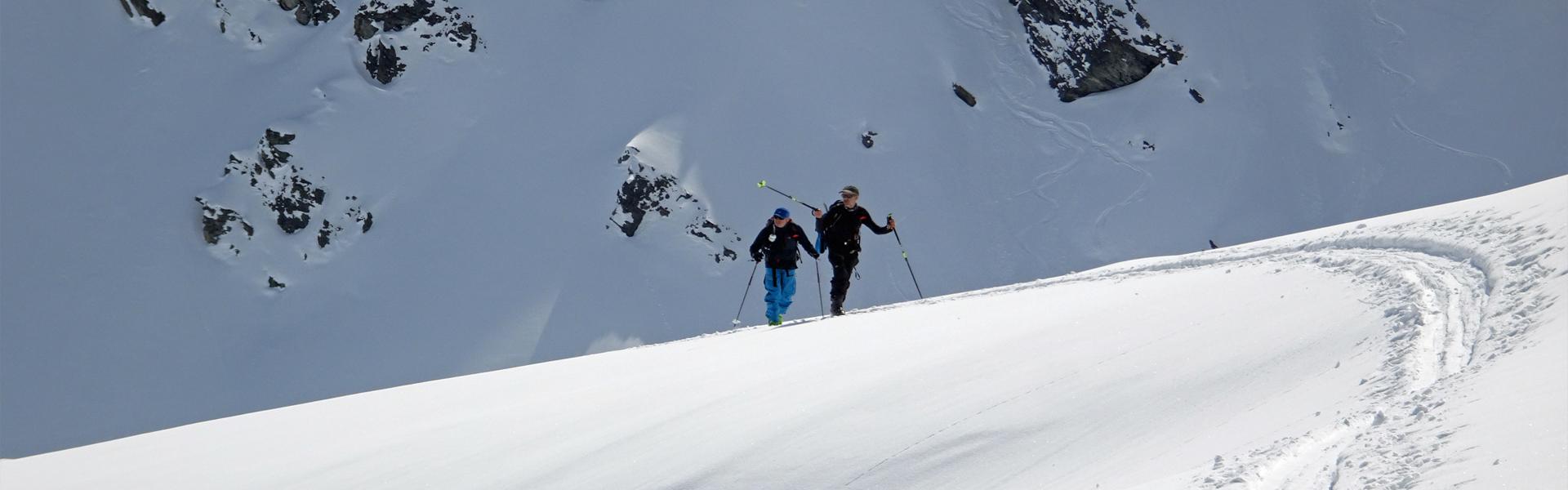 Le ski rando